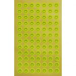 Smile matrica sárga  10 mm-es 10 ív/ csomag