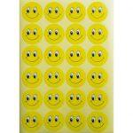 Smile matrica sárga 45 mme-es 10 / ív csomag