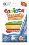 Carioca Tempera stift készlet 6 db