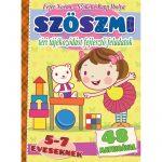 Szöszmi - Fejlesztő munkafüzet 5-7 éves, iskolába készülő gyerekeknek