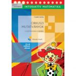 Interaktív matematika  Cirkuszi mutatványok 2. osztályosok számára CD-ről indítható változat