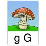 Hívóképek a magyar ABC betűinek tanításához