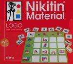 Nikitin Matrici mátrix logikai játék