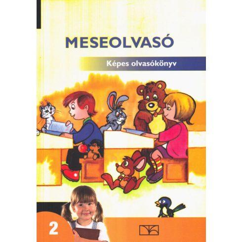 Meseolvasó Képes olvasókönyv