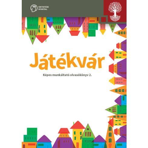 Játékvár képes munkáltató olvasókönyv 2.