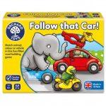 Kövesd azt az autót!  Különleges párosító
