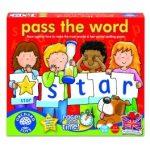 Add tovább a szót! (Pass The Word) - angol  nyelvű szókirakó játék