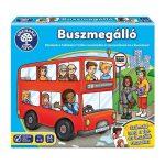 Buszmegálló  Számolást fejlesztő társasjáték