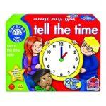 Mondd meg, hány óra van! - Lottójáték óra tanuláshoz