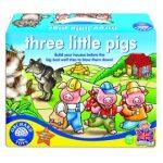 Három kismalac - számfelismerés,számlálás játéka