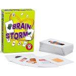 Brain Storm - Kreatív agy - Kreatív vagy?  - kártyajáték