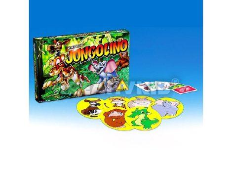 Jungolino  társasjáték  - Figyelem,memóriafejlesztő játék