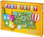 Pozitivity társasjáték - A pozitív gondolkodás társasjátéka