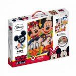 Pixel Art - Mickey egér és barátai