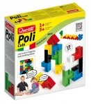 Bébi építőjáték - Poli Cubi