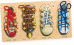 Befűzhető cipők