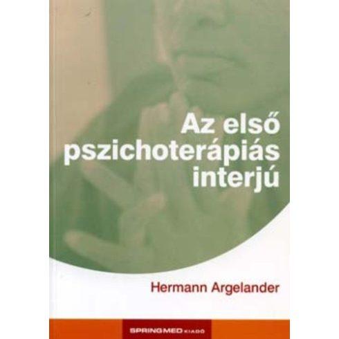 Az első pszichoterápiás interjú