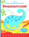 Első pontösszekötős füzetem - Dinoszauruszok