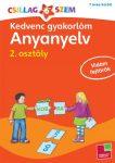 Kedvenc gyakorlóm - Anyanyelv  2. osztályosoknak