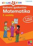 Kedvenc gyakorlóm - Matematika  2. osztályosoknak
