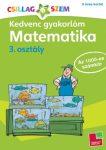 Kedvenc gyakorlóm - Matematika  3. osztályosoknak
