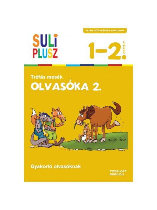 Suli plusz - Olvasóka 2. Tréfás mesék