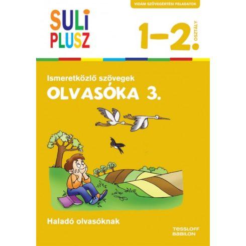 Suli plusz - Olvasóka 3. Ismeretközlő szövegek