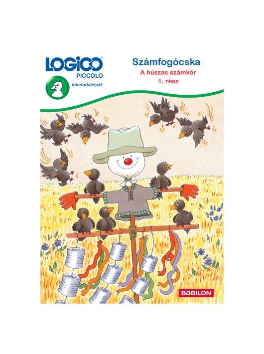 Logico Piccolo Számfogócska A húszas számkör 1.