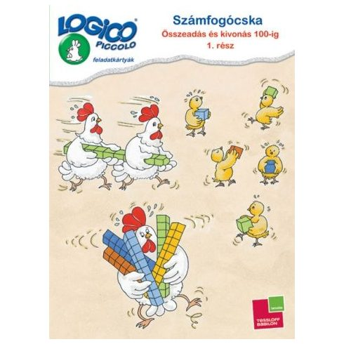 Logico Piccolo   Számfogócska   Összeadás  kivonás 100-ig 1. rész